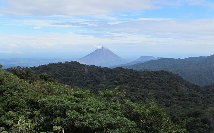 Monteverde Costa Rica, Santa Elena Cloud Forest Reserve
