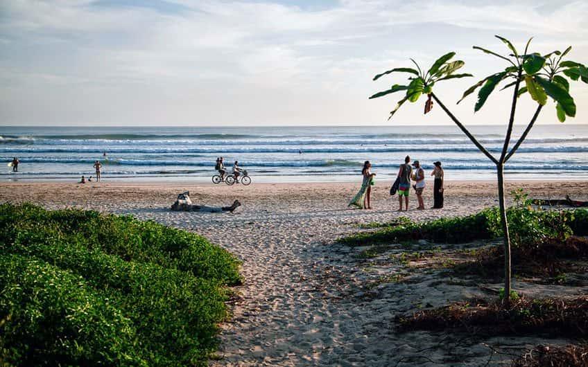 Beach Nosara & Samara Costa Rica