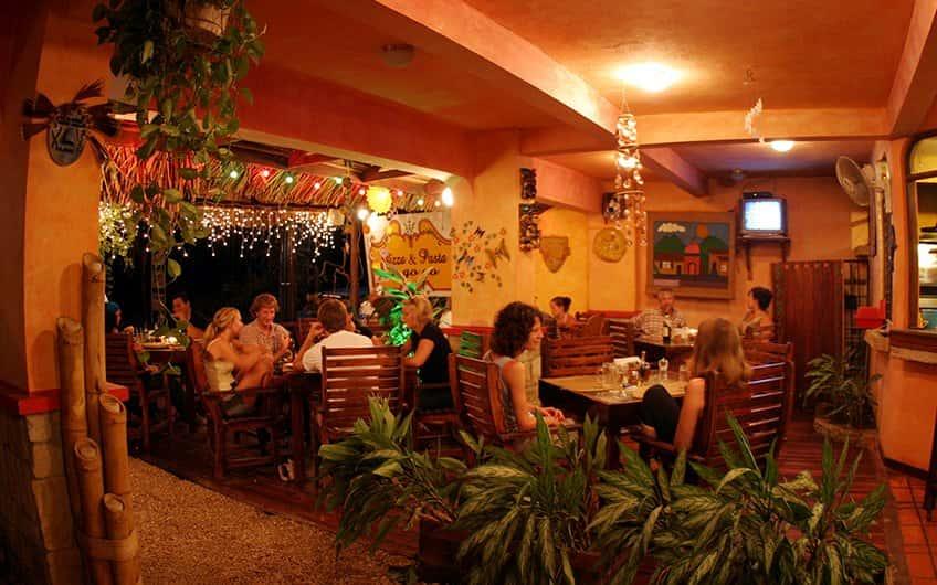 Restaurants Nosara & Samara Costa Rica