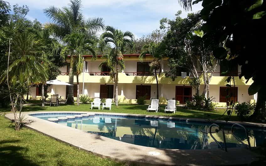 Samara Beach Hotel Nosara & Samara Costa Rica
