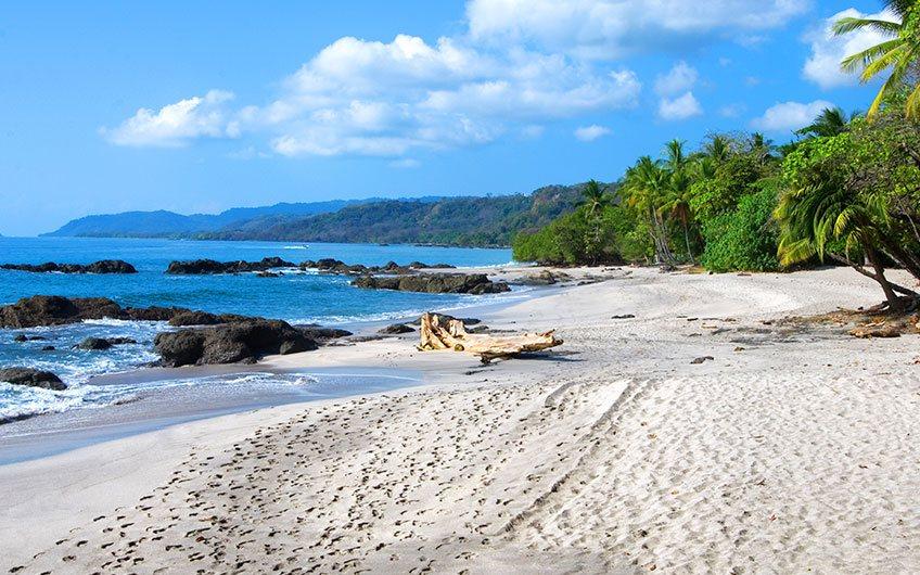 Montezuma Beach Nicoya Peninsula
