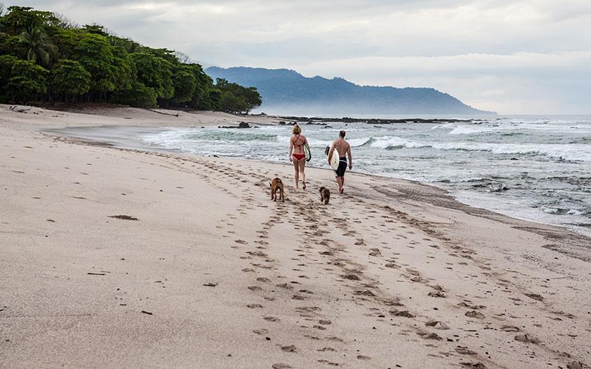 Santa Teresa Beach Nicoya Peninsula
