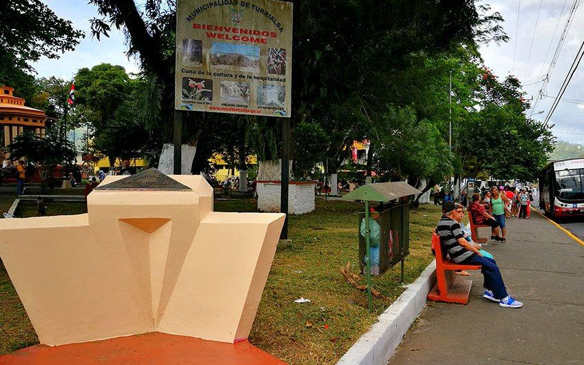 Turrialba City