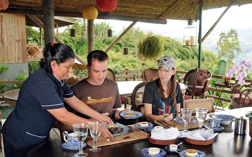 Turrialba Costa Rica Food and Restaurants