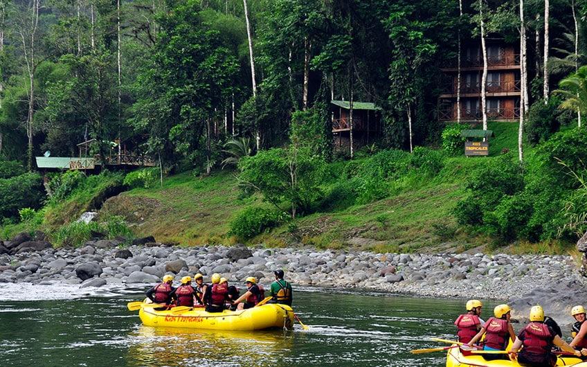 Ríos Tropicales Lodge