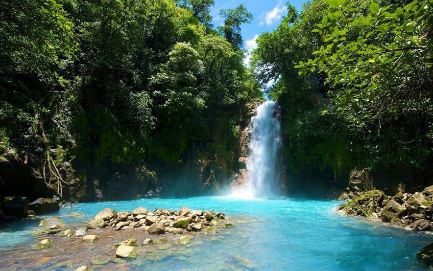 Río Celeste Costa Rica