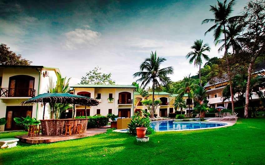 Jaco Beach Costa Rica, Club del Mar Hotel