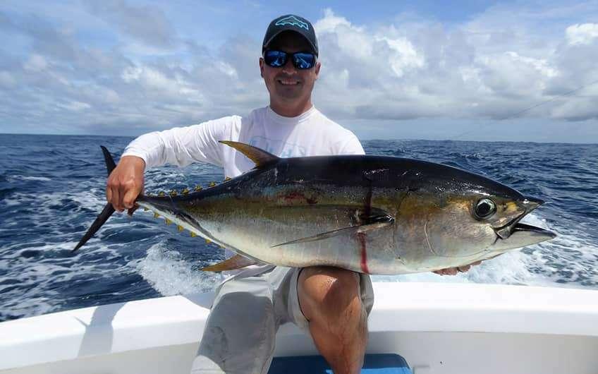 Jaco Beach Costa Rica, Sport fishing