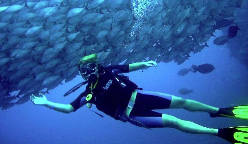 Diving in Costa Rica