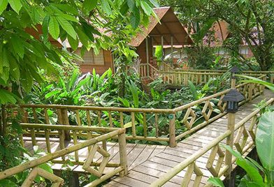 Bungalows at Anhinga Lodge