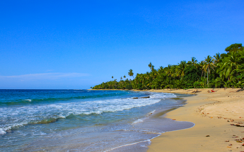 Puerto Viejo is one of the best places to visit in the Caribbean region of Costa Rica. The beach with its relaxed vibes and great food will amaze you!