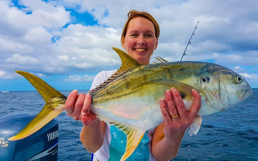 costa rica sport fishing map