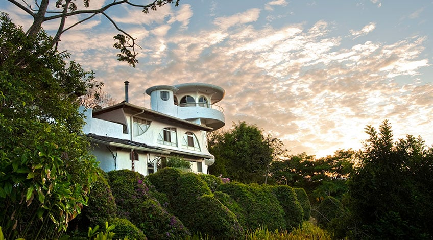 Costa Rica hotels: Luxury and high-quality sustainability standards Finca Rosa Blanca