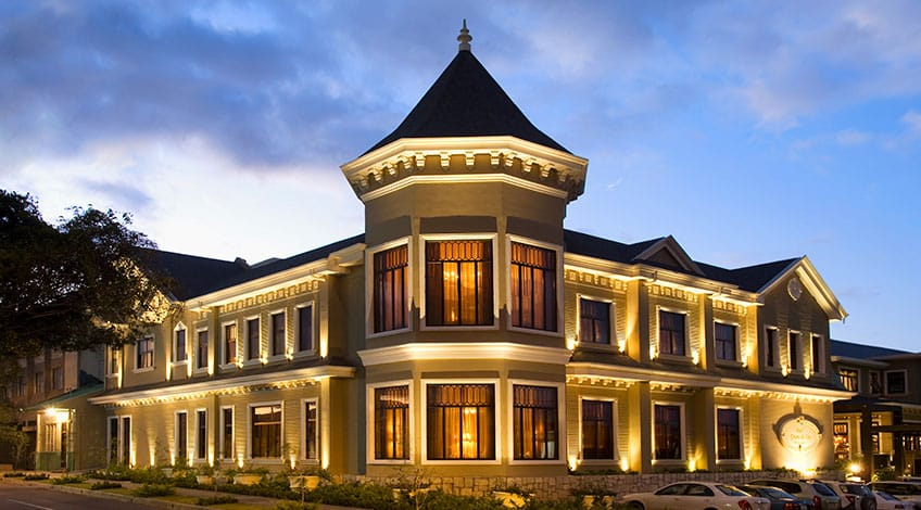 Costa Rica hotels: Luxury and high-quality sustainability standards grano de oro