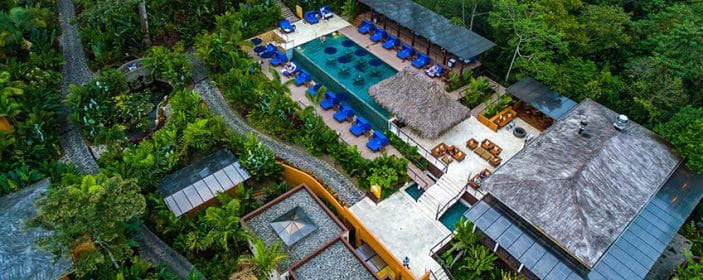 Costa Rica hotels: Luxury and high-quality sustainability standards