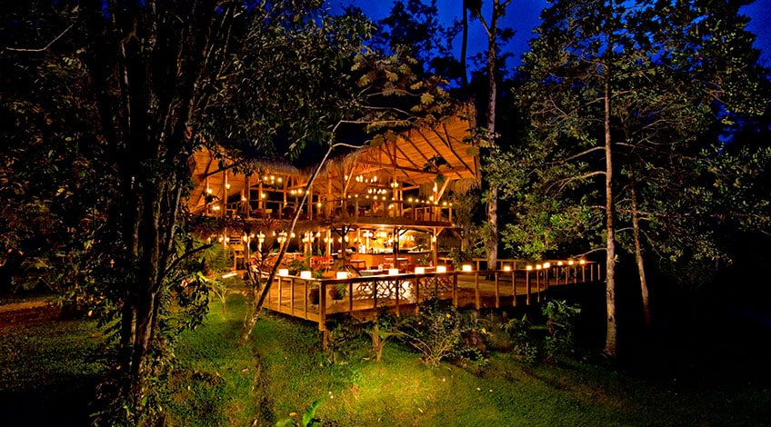 Costa Rica hotels: Luxury and high-quality sustainability standards Pacuare Hotel