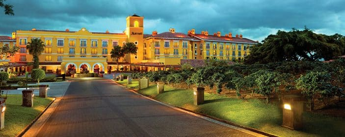 Top 9 best Costa Rica chain hotels for vacations