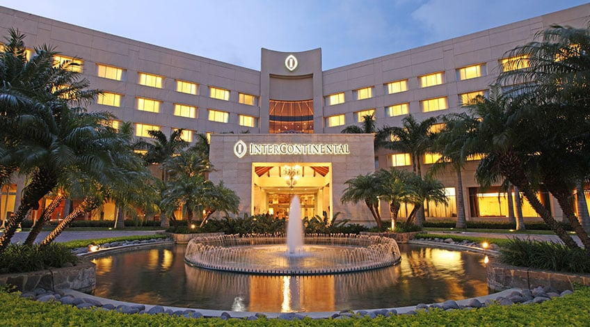 Costa Rica San José Top Hotel Real inter-continental
