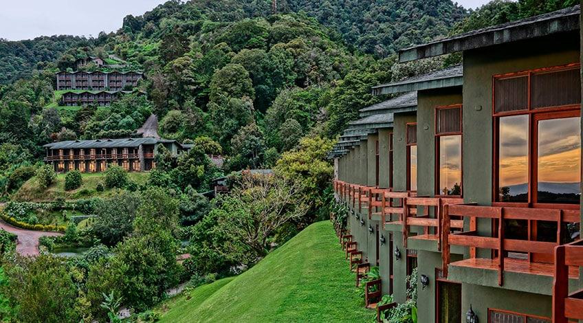 Costa Rica, Monteverde Cloud Forest: El Establo Hotel