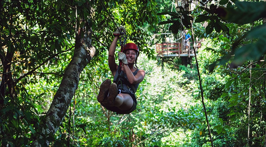 Costa Rica vacations: Adventure sports to enjoy during while here Canopy