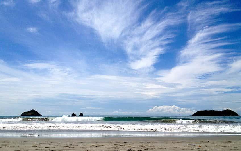 Espadilla Beach