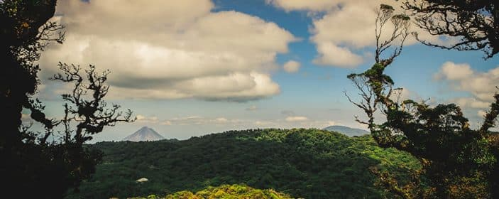 Family things to do in Costa Rica: Visit Monteverde!