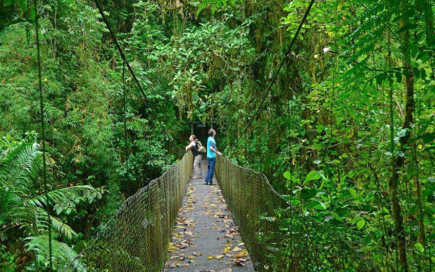 La Marta - Guayabo National Monument