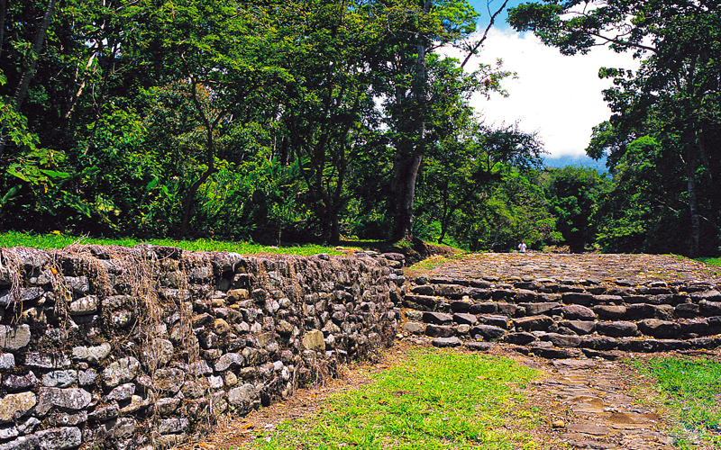 The Guayabo National Monument is located in Turrialba and was once an important religious centre; nowadays its archaeology and history cannot be ignored.