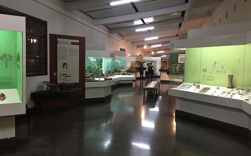 The Costa Rica National Museum in San Jose Costa Rica is one of the mandatory places to visit if you want to know the historic heart of the city.