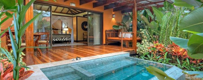 Recommended Costa Rica hotels for honeymoons