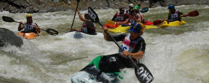 Costa Rica hosted the Pan American Kayak Championship