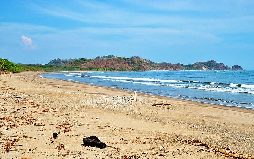 Garza Beach Guanacaste Costa Rica