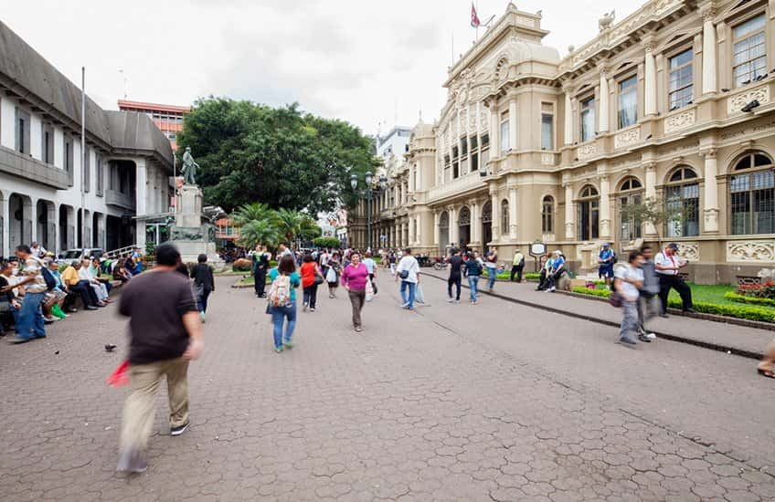 Near the Central Avenue in San Jose is located the National Stamp Museum, an interesting place to visit during a one-day tour in the city.