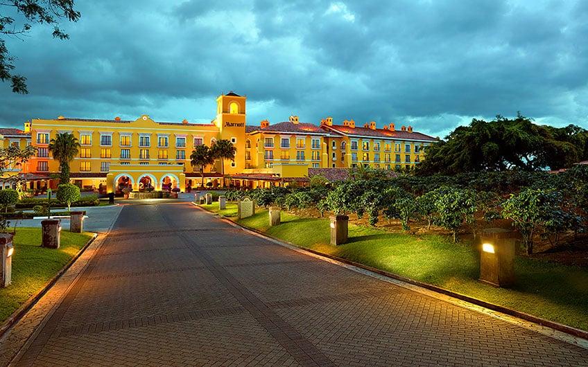 Costa Rica Marriot Hotel