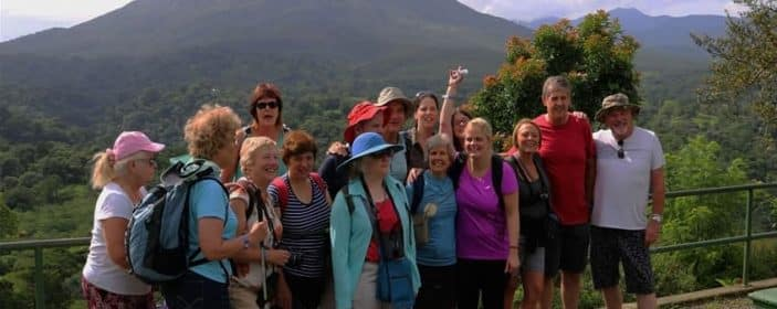 Costa Rica Beyond Senses: Visually Impaired Group Guided by Travel Excellence