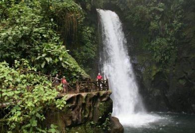 La Paz Waterfall Gardens, Poas Volcano & Doka