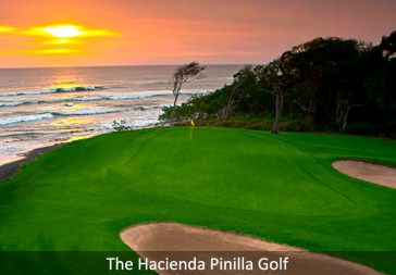 Experiencia de golf en Costa Rica