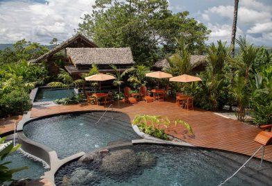 Hotel Amor Arenal aguas termales
