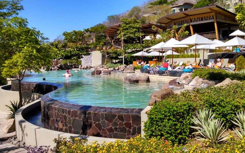 Andaz Peninsula Papagayo Hotel & Resort reflects the indigenous nature of Costa Rica