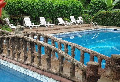 Hotel Ara Ambigua pool
