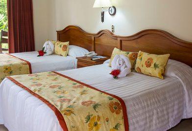 Arenal Paraiso room