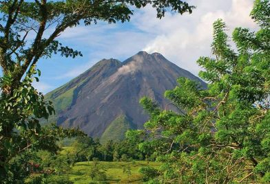 Arenal Volcano & Tabacon Hot Springs