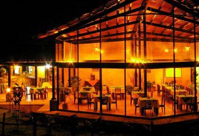 Hotel Arenal Volcano Inn restaurant