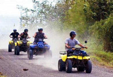 ATV Arenal adventure