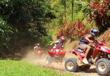 Atv Tour Manuel Antonio