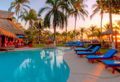 Hotel Bahia del Sol pool
