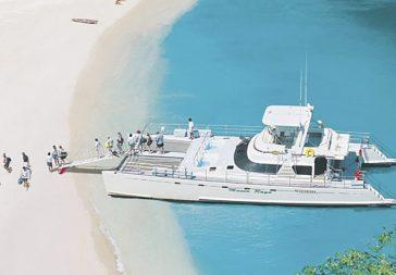 Tour Isla Tortuga desde Jaco