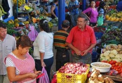 Cartago Central Market