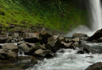 Cabalgata a la Catarata de La Fortuna