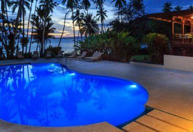 Playa Cativo Lodge pool